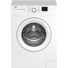 Beko WTK72041W White 7Kg 1200 Spin Washing Machine - White - A+++ Energy Rated
