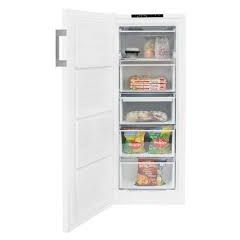 Blomberg FNT4550 White 145H// 54.5 Wide 5 Draw Frost Free Freezer