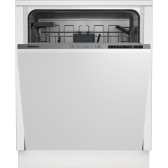 Blomberg LDV42221 Integrated Dishwasher - Stainless Steel - 14 Place Settings