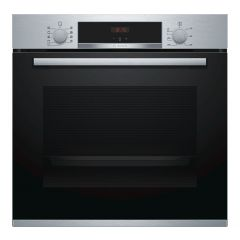 Bosch HBS534BS0B S/S Single Multifunction Oven