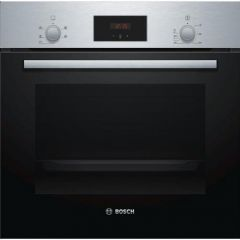 Bosch HHF113BR0B St/Steel Bosch Hhf113br0b Built In Electric Single Oven - Stainless Steel - A Rated