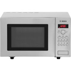 Bosch HMT75G451B Brushed/steel Microwave /grill