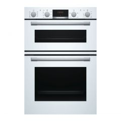 Bosch MBS533BW0B White White Double Oven