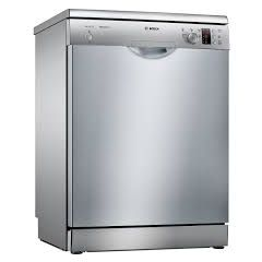Bosch SMS25AI00G Silver Activewater Dishwasher 60Cm Free-Standing