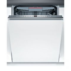 Bosch SMV46NX00G Serie | 4, Fully-Integrated Dishwasher, 60 Cm - Cuterly Tray And Stainless Steel Tu