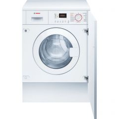 Bosch WKD28352GB White Fully Integrated Washer Dryer 7/4Kg