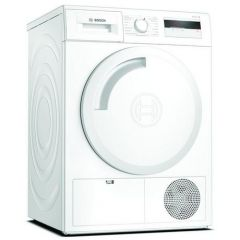 Bosch WTH84000GB White 8Kg Heat Pump Tumble Dryer - White - A+ Energy Rated