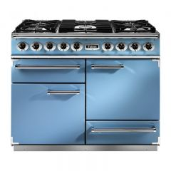 Falcon 80610 1092 DE LUXE Chinablue 80610 Falcon 1092 Dx Df China Blue Nickel Semi-Gloss Pan Support