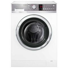 Fisher + Paykel WM1480P1 White 8Kg 1400 Spin Depth 570Mm /Height 850Mm/Width 600Mm