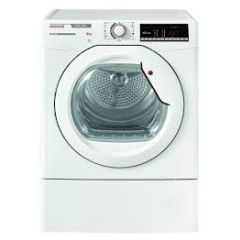 Hoover HLXV9TG White 9Kg Vented Tumble Dryer - White - C Energy Rated