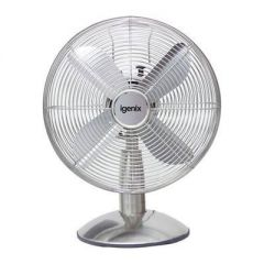 Igenix DF1250 12` Chrome Retro Fan