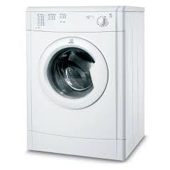 Indesit IDV75 White 7Kg Vented Dryer