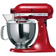 Kitchen Aid KSM150BER Red Artisan Mixer