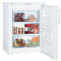 Liebherr GN1066 White Gn1066 Undercounter Freezer With 91L Capacity And A+ Energy Rating