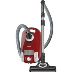 Miele COMPACT C1 CAT&DOG Autumn Red Compact C1 Cat & Dog Powerline Vacuum Cleaner 1200W