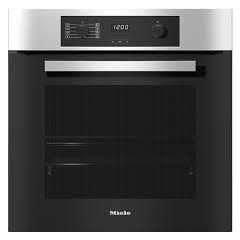 Miele H2265-1B Cleansteel Built In Single Oven