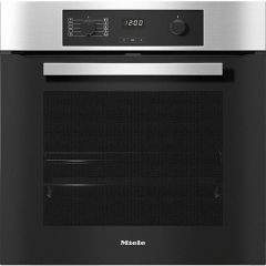 Miele H2760B Cleansteel Built In Electric Single Oven