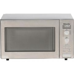 Miele M6012SC Cl St 26 Litre Free Standing Microwave With Grill