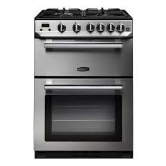 Rangemaster 107280 Stainless-Steel 60Cm Professional Plus 60 Ng Dual Fuel Stainless/Chrome