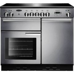 Rangemaster 96020 PROFESSIONAL PLUS Stain Less Stee 100 Wide Induction Cooker