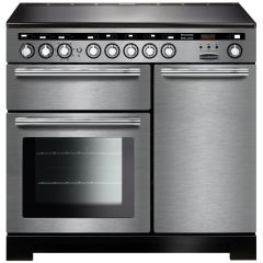 Rangemaster ENCORE EDL100EISS/C Stain Less Stee 100 Wide Induction Cooker