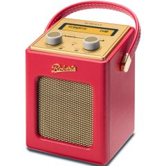 Roberts REVIVAL MINI Red DAB Radio