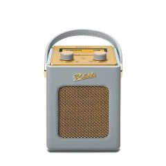 Roberts REVIVAL MINI Dove Grey DAB Radio