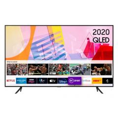 Samsung QE50Q60TAUXXU Black Silver 50` QLED Smart TV - A Energy Rated