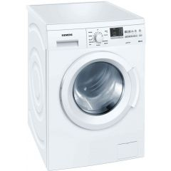 Siemens  WM12Q361GB 1200 Spin, 8kg, Washing Machine, A+++AB Rated, 8 Programmes, Touch