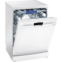Siemens extraKlasse SN236W02NG White Full Size Dishwasher Stainless Steel Tub 5 Year Warranty