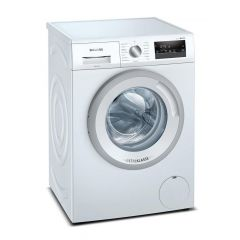 Siemens extraKlasse WM14N191GB White 1400 Spin 7 Kg 5 Year Warranty
