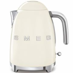 Smeg KLF03CRUK Cream 50`S Retro Style Kettle