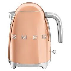 Smeg KLF03RGUK Rose Gold 1.7 L. Power: 2400 W Kettle