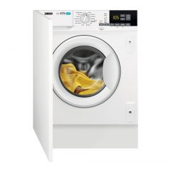 Zanussi Z816WT85BI White 8Kg Wash 4Kg Dry 1600Spin Integrated Washer Dryer