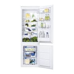 Zanussi ZBB28651SV Built In 70/30 Sliding Hinge Frost Free Fridge Freezer